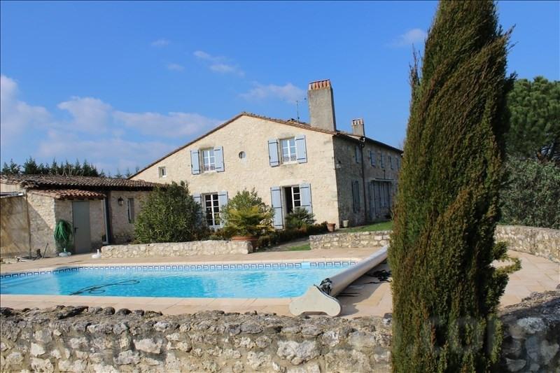 Sale house / villa Ste foy la grande 547000€ - Picture 1
