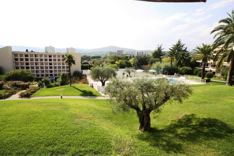 Vente appartement Antibes 345000€ - Photo 2