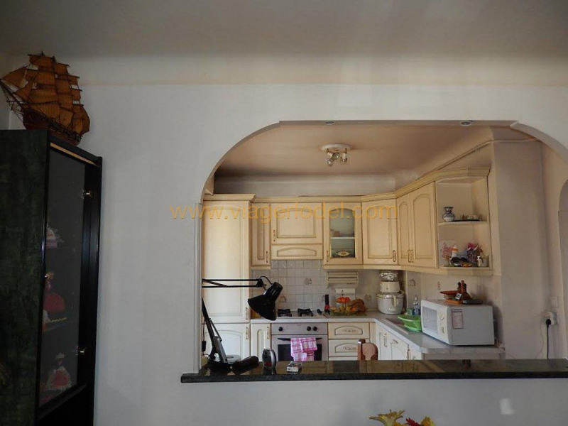 Life annuity apartment Menton 69 000€ - Picture 2