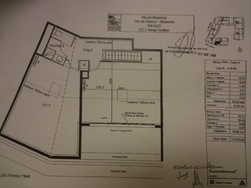 Deluxe sale apartment Aix en provence 735000€ - Picture 8