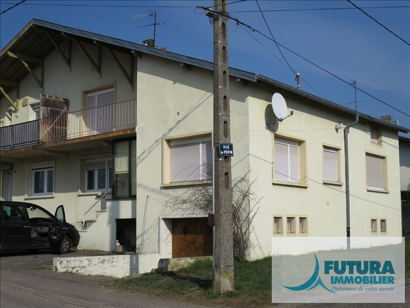 Sale house / villa Remilly 152000€ - Picture 1