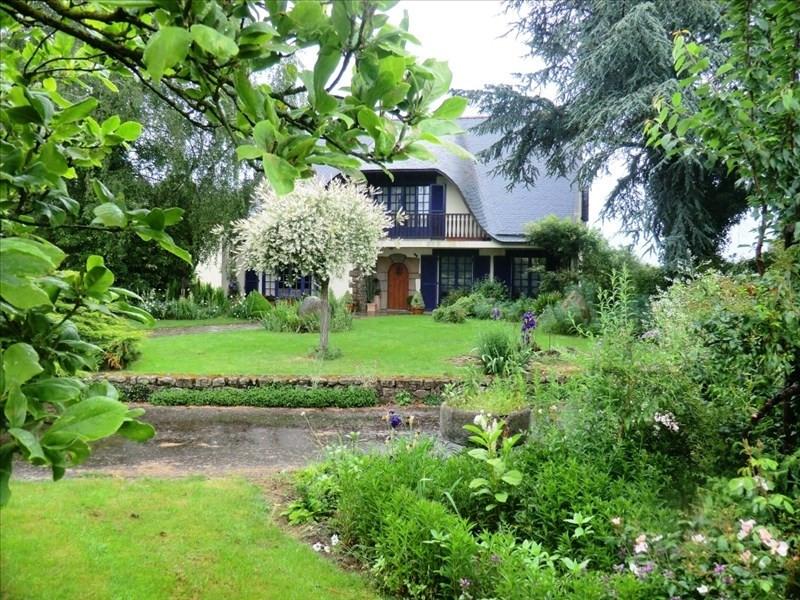 Vente maison / villa La chapelle st aubert 238000€ - Photo 6