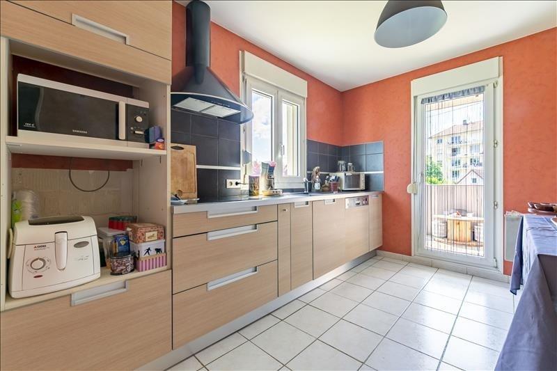 Sale apartment Besancon 123500€ - Picture 5