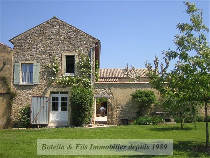 Vente de prestige maison / villa Goudargues 545000€ - Photo 2
