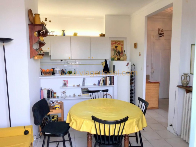 Life annuity apartment Nice 65000€ - Picture 2