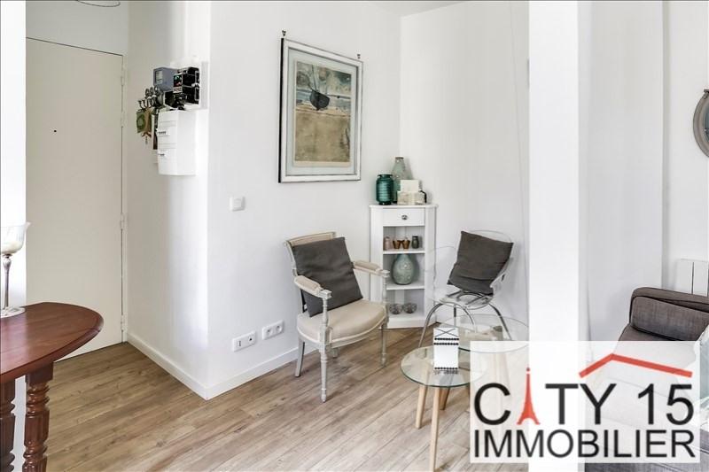 Verkoop  appartement Paris 15ème 257000€ - Foto 8
