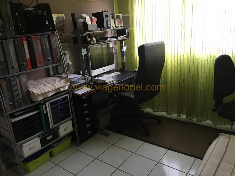 Vendita nell' vitalizio di vita appartamento Toulon 32500€ - Fotografia 3