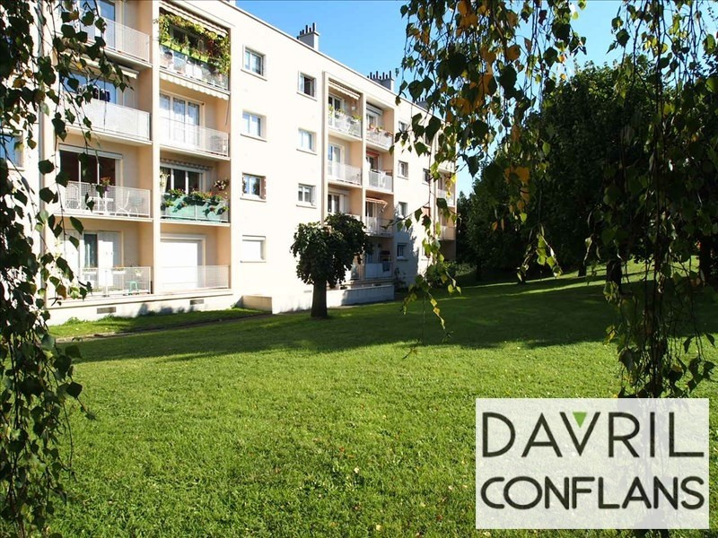 Vente appartement Conflans ste honorine 179 000€ - Photo 1