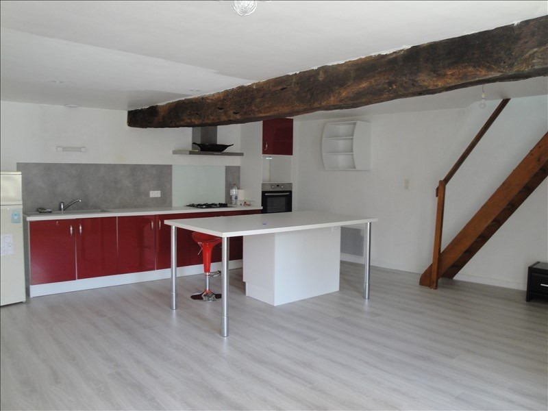 Sale house / villa Chauray 99000€ - Picture 8