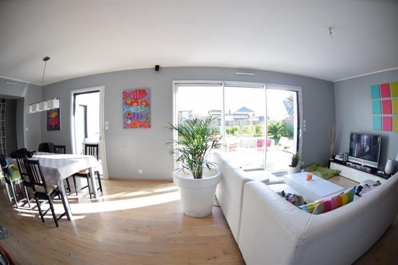 Vente maison / villa Lannilis 316000€ - Photo 2