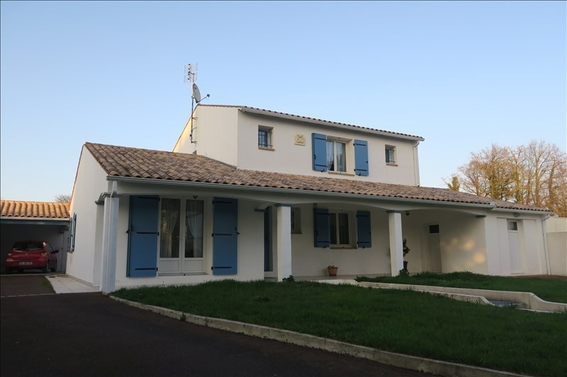 Sale house / villa Royan 380 000€ - Picture 1