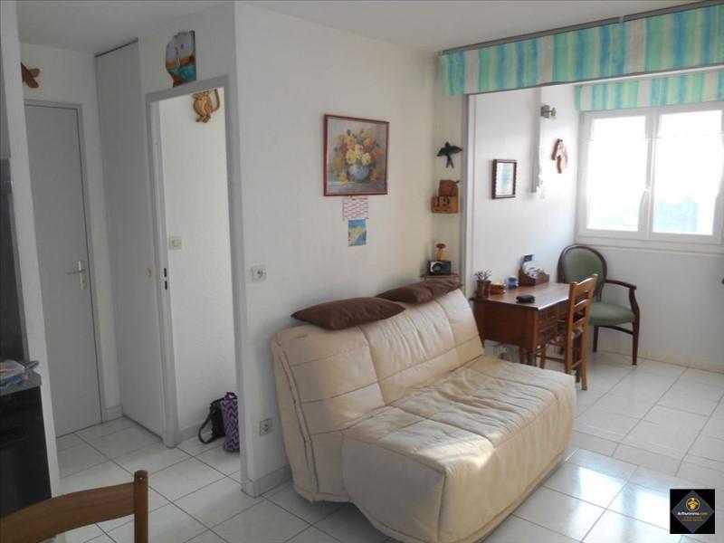 Sale apartment Sete 92000€ - Picture 1