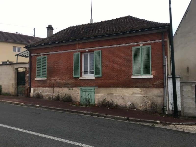 Sale house / villa Chaumont en vexin 116360€ - Picture 1