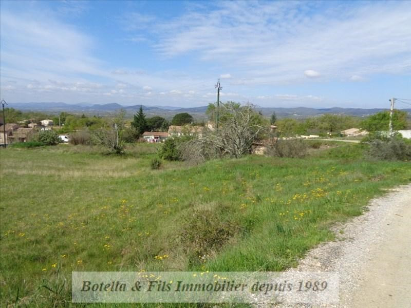 Vente terrain Barjac 79 000€ - Photo 3