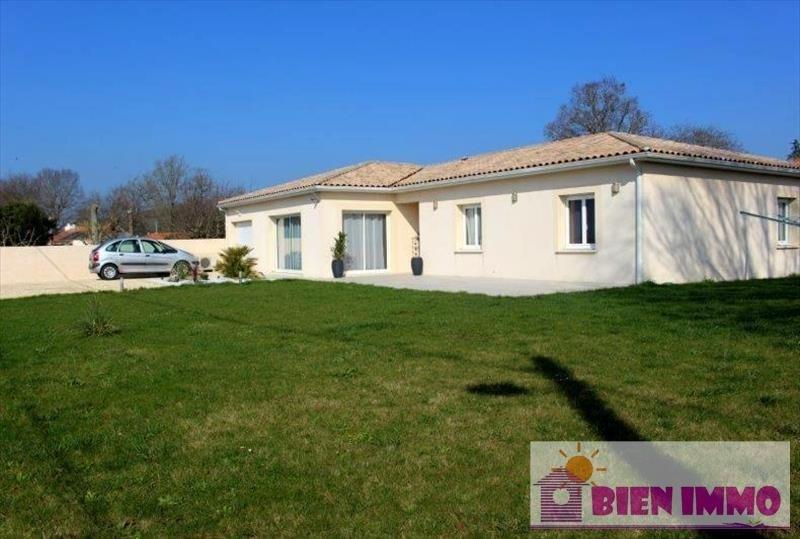 Vente maison / villa Saujon 344850€ - Photo 1