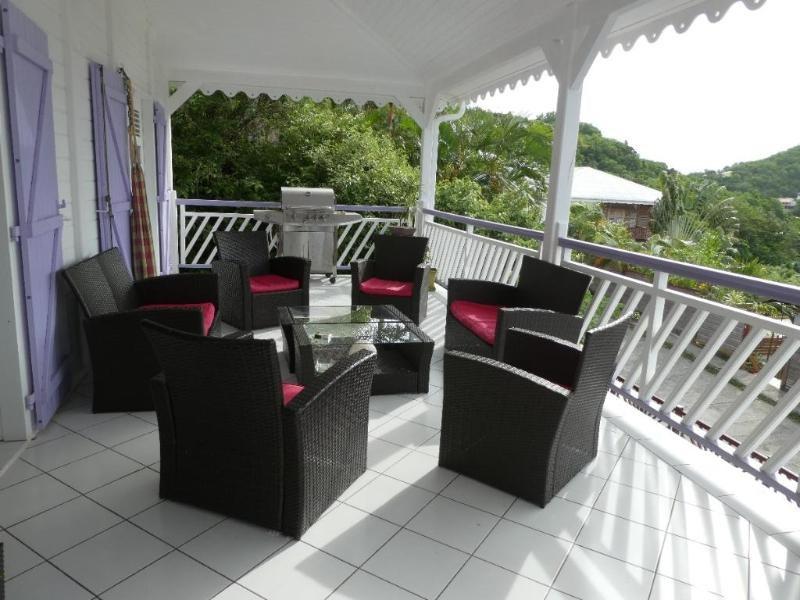 Deluxe sale house / villa Trois ilets 585200€ - Picture 3
