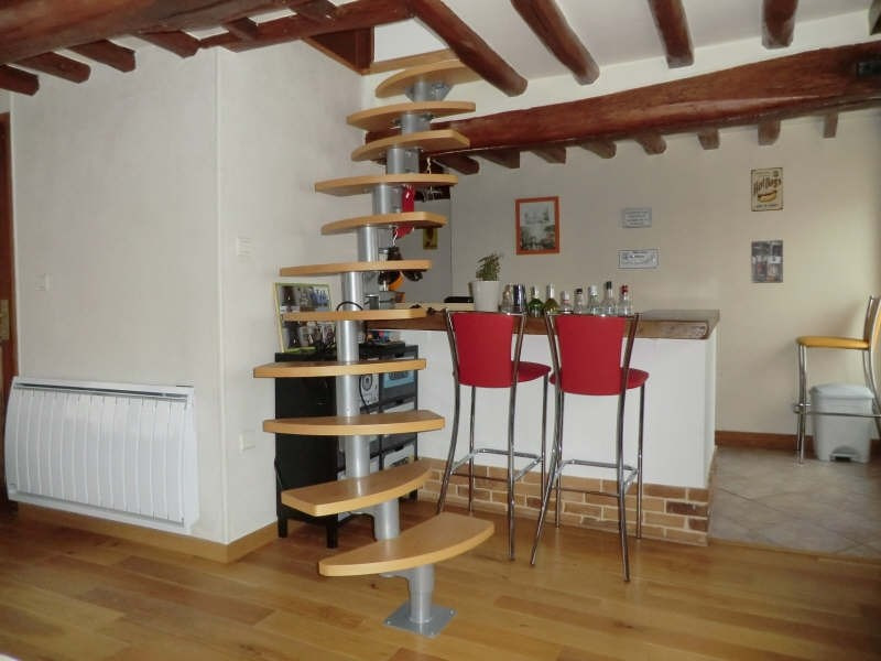 Sale apartment Coye la foret 162 750€ - Picture 1