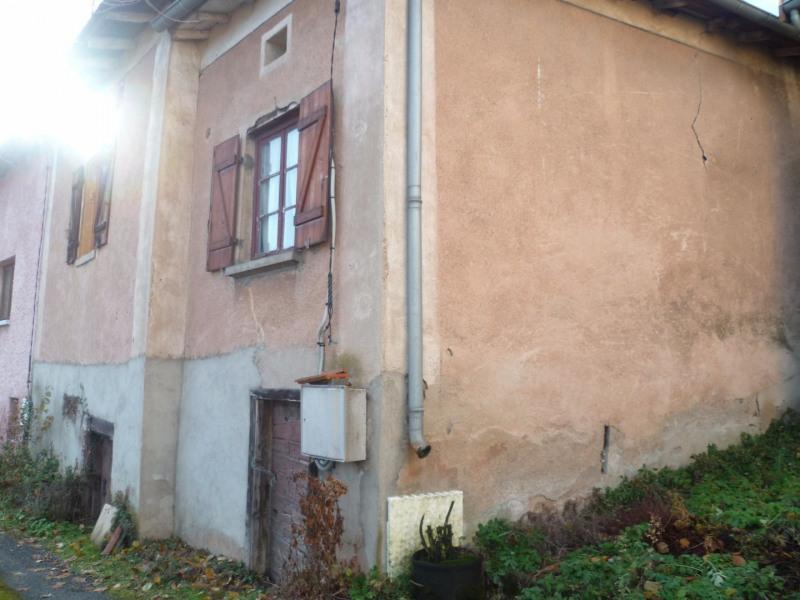Vente maison / villa Courzieu 65000€ - Photo 2