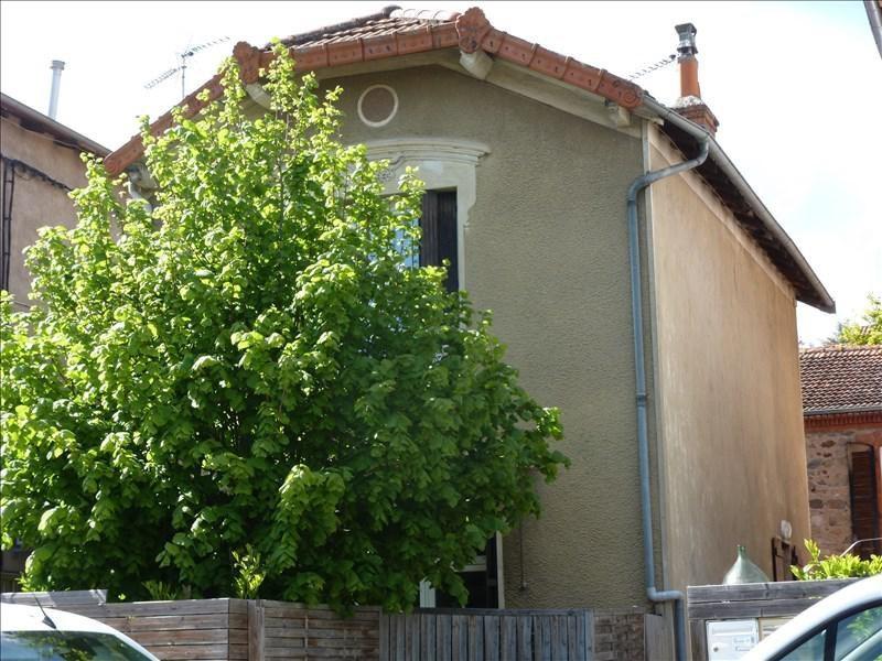 Vente maison / villa St alban les eaux 86000€ - Photo 6