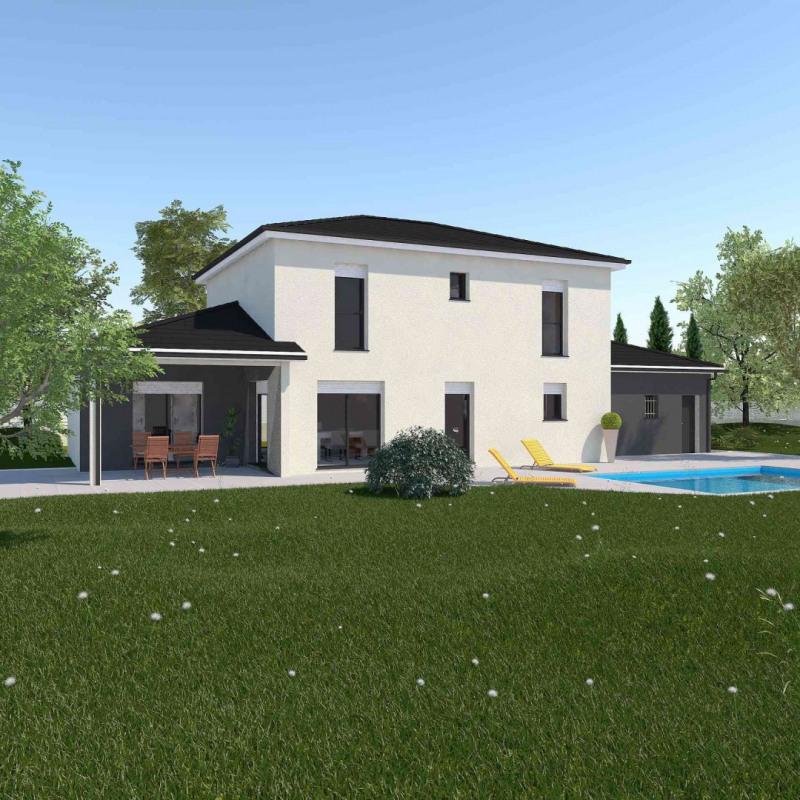 Maison  5 pièces + Terrain 820 m² Saint-Cyr-Au-Mont-d'Or par FRALENE CONSTRUCTION
