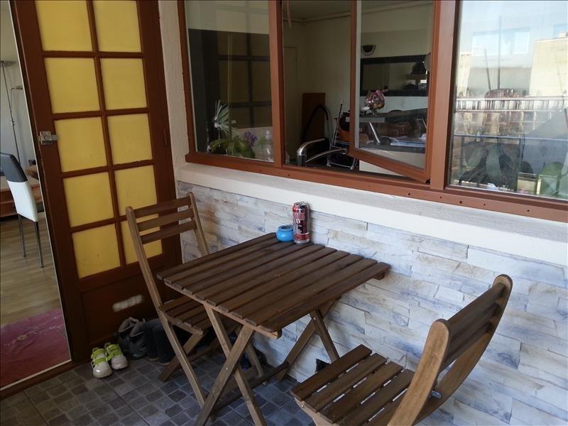 Vente appartement Meudon la foret 281000€ - Photo 7