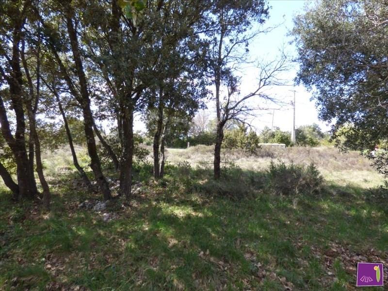 Vendita terreno Vallon pont d arc 65000€ - Fotografia 4