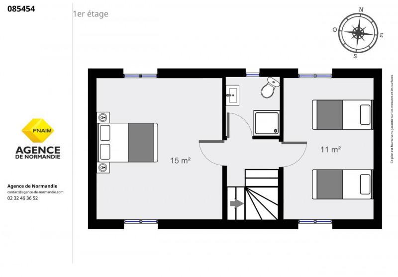 Vente maison / villa Montreuil-l'argille 85000€ - Photo 9