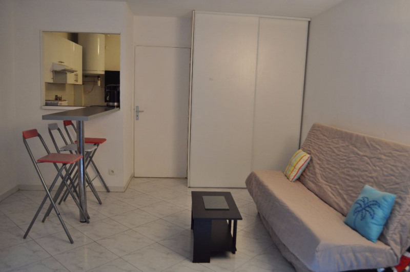 Location appartement Nice 550€ CC - Photo 1