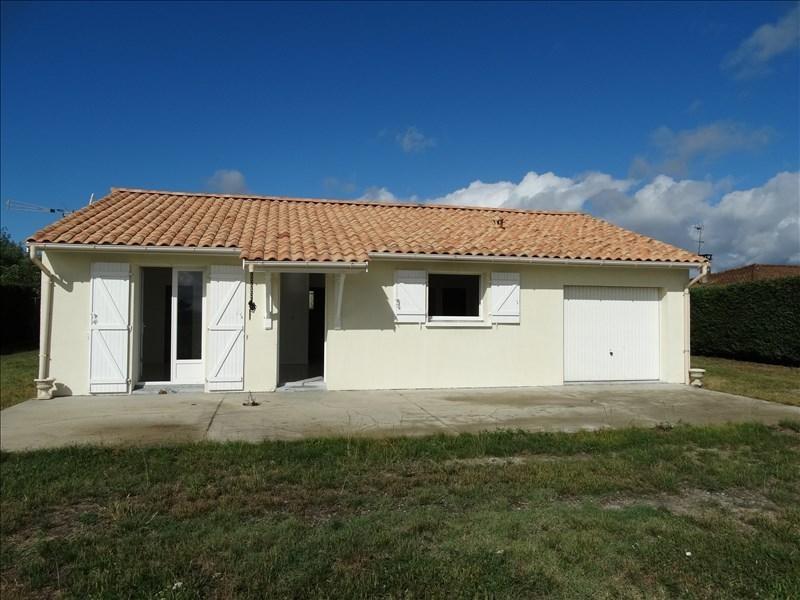 Vente maison / villa Arcins 204500€ - Photo 1