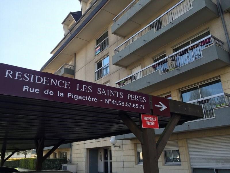 Rental apartment Caen 550€ CC - Picture 4