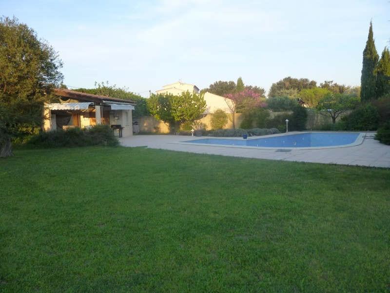 Vente maison / villa Estezargues 484000€ - Photo 9