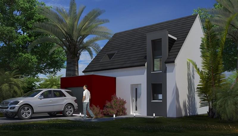 Maison  4 pièces + Terrain 748 m² Chelles par Les Maisons.com Pontault-Combault