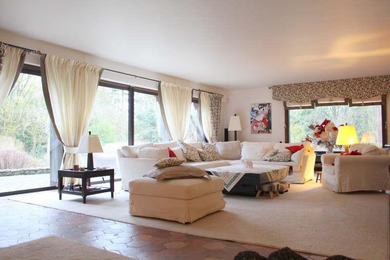 Deluxe sale house / villa Lamorlaye 785000€ - Picture 2