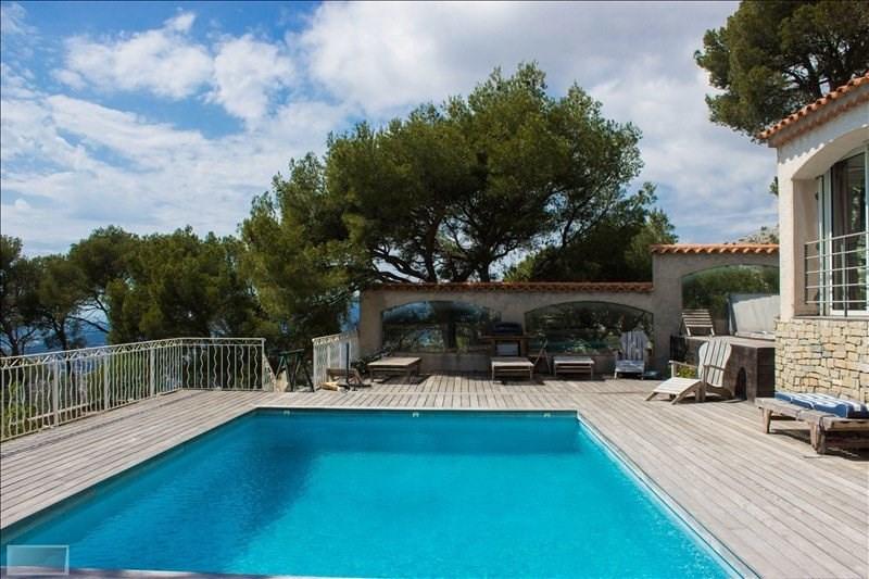Verkauf von luxusobjekt haus Toulon 1365000€ - Fotografie 3
