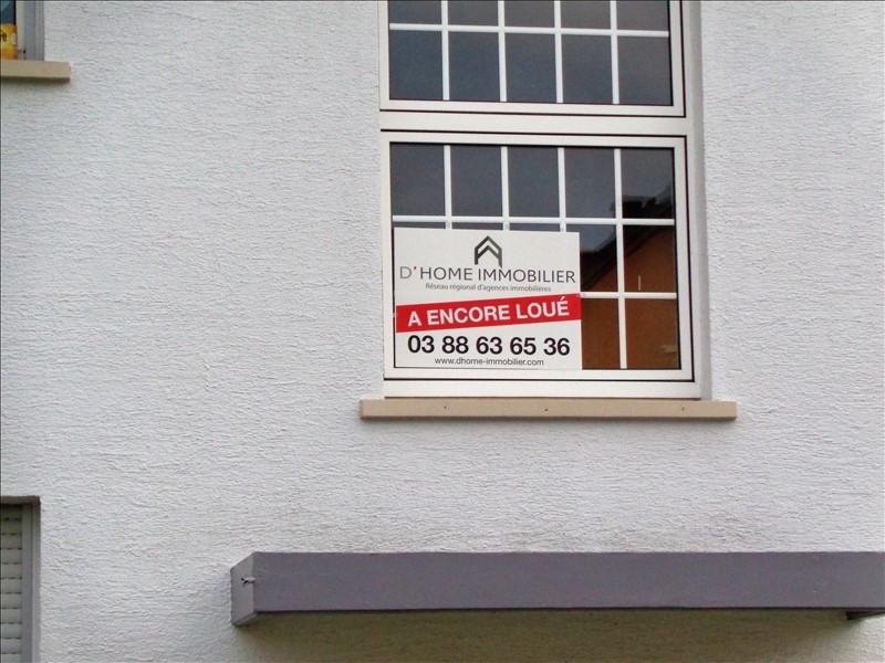 Alquiler  apartamento Kaltenhouse 540€ CC - Fotografía 6