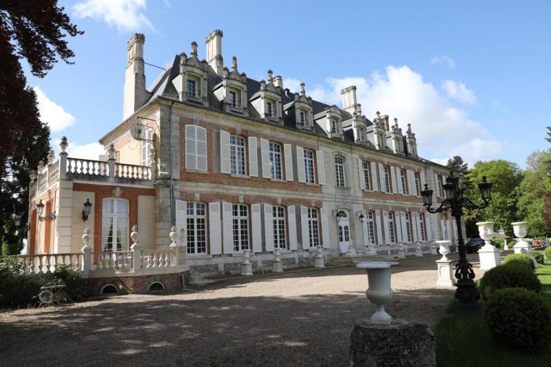 Revenda residencial de prestígio castelo Évreux 2900000€ - Fotografia 3