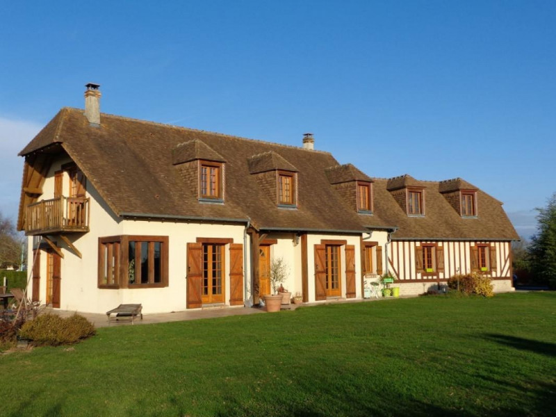 Vente maison / villa Lisieux 225225€ - Photo 1