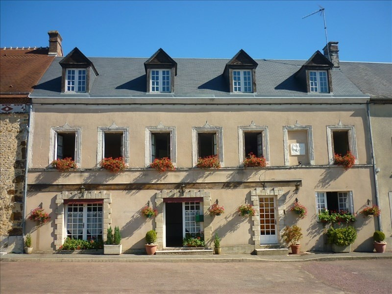 Vente maison / villa Mortagne au perche 126 000€ - Photo 1
