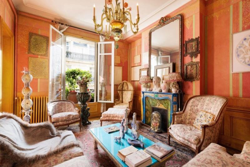 Revenda residencial de prestígio apartamento Paris 8ème 3990000€ - Fotografia 5