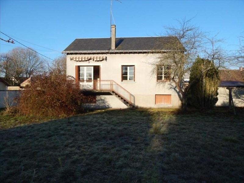Sale house / villa Vendome 74000€ - Picture 1