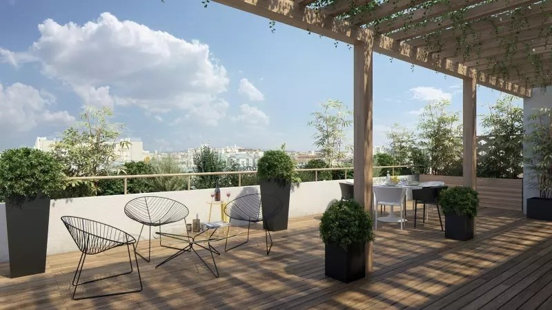 Deluxe sale apartment Courbevoie 1 161 000€ - Picture 3