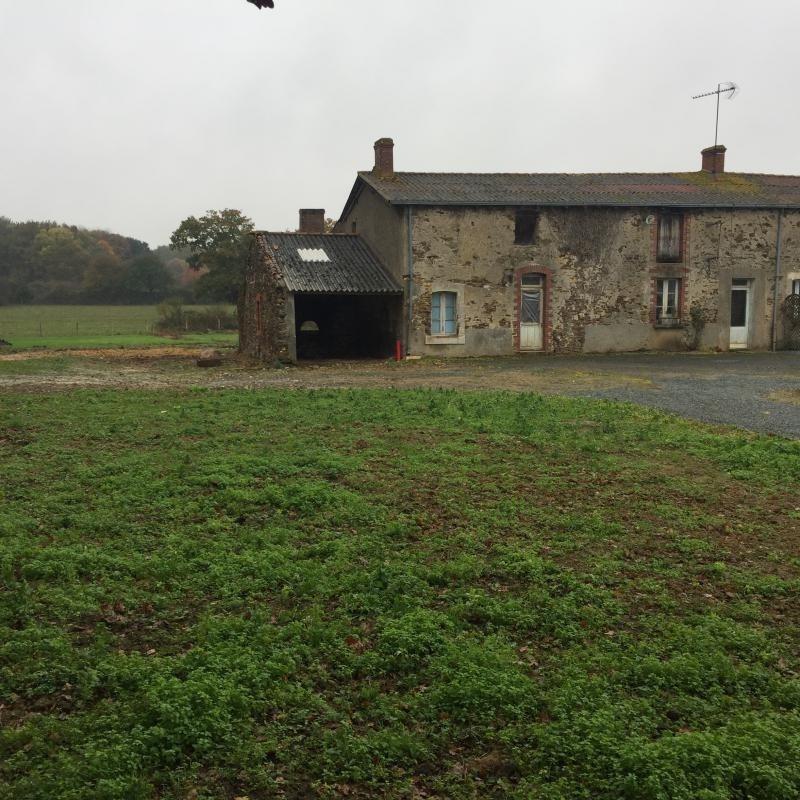 Vente maison / villa Le pin en mauges 80700€ - Photo 1