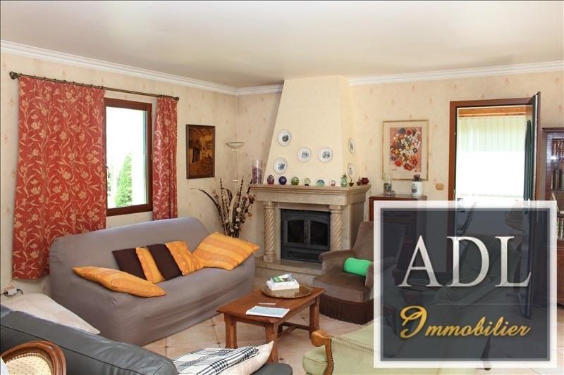 Sale house / villa Villaines sous bois 676000€ - Picture 8