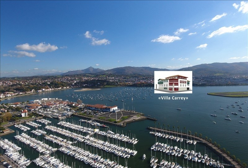 Deluxe sale apartment Hendaye 265 000€ - Picture 2