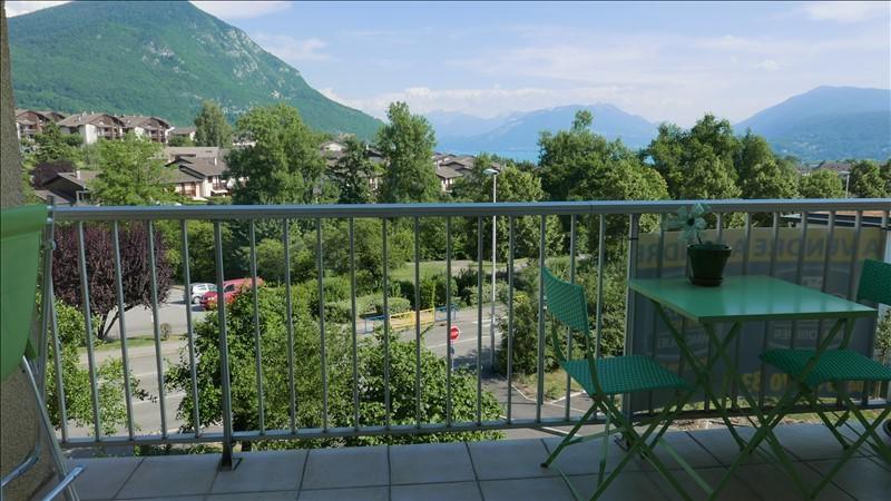 Vente appartement Annecy le vieux 315000€ - Photo 1