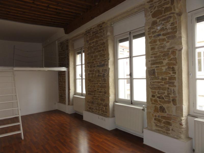 Sale apartment Lyon 1er 252000€ - Picture 1