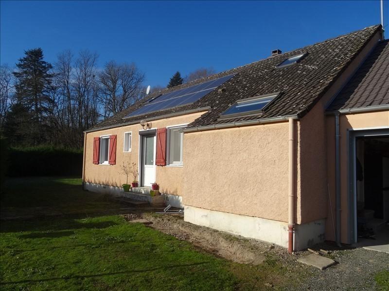 Vente maison / villa La chapelle aux chasses 148400€ - Photo 9