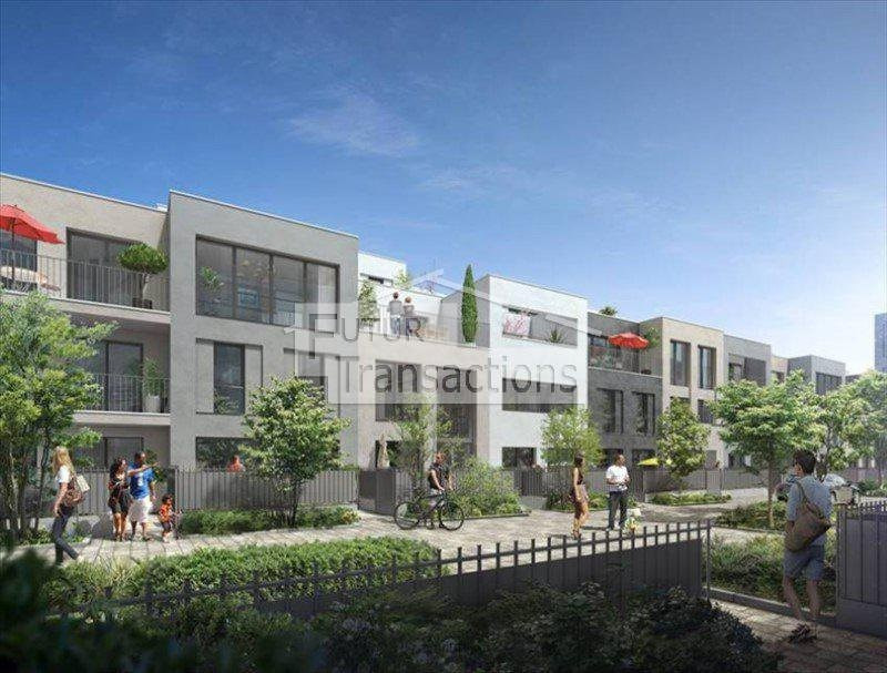 Produit d'investissement appartement Evry 83000€ - Photo 1