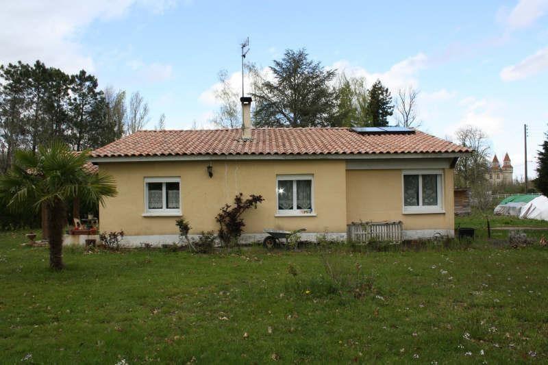 Vente maison / villa Grignols 164000€ - Photo 3