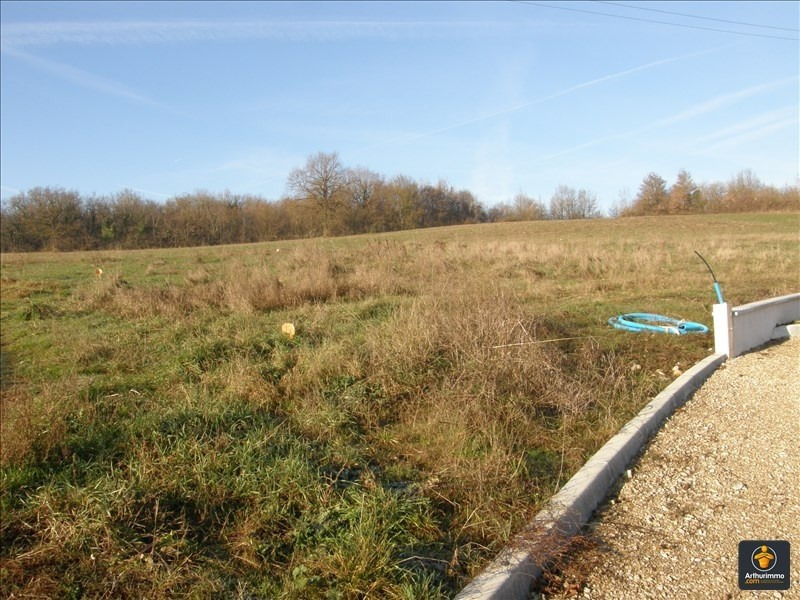 Vente terrain Lagnieu 54 400€ - Photo 2